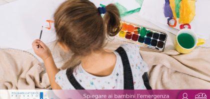 bambina che dipinge